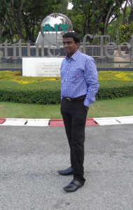 Dr T Eswaramohan – Department of Zoology