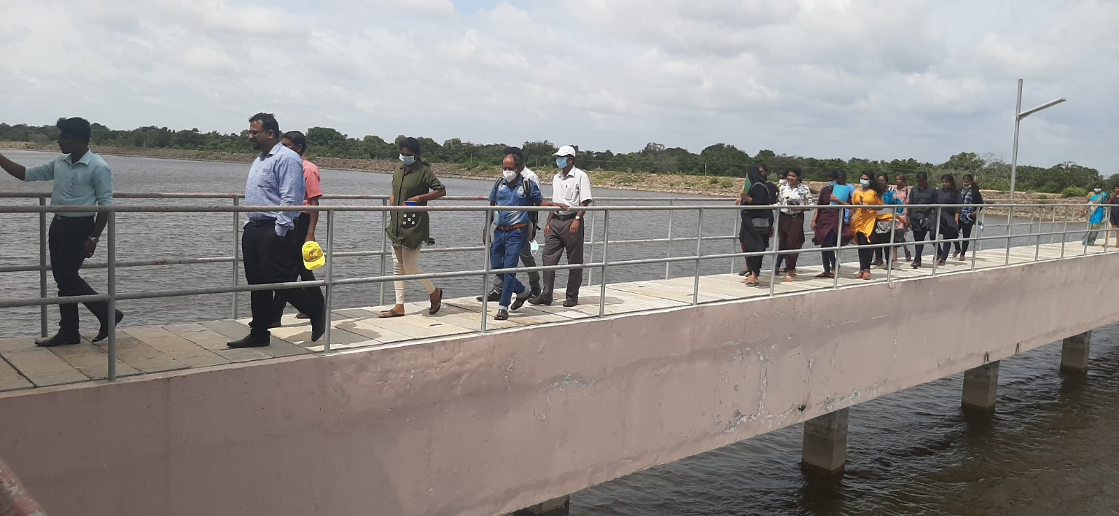 Water quality short term training programme